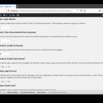 Login LockDown Konfiguration