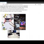 NextGen Gallery Anwendung