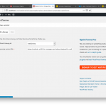 Optin Form Installation Mailchimp Anbindung