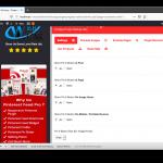 Pin It Button On Image Hover and Post Weblizar Einstellungen