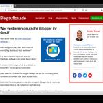 Simple Author Box Anwendung