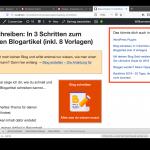 WordPress Popular Posts Ansicht