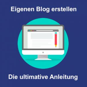 Blog erstellen in 5 Schritten