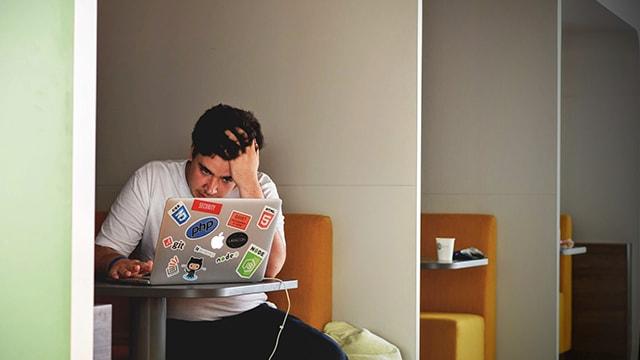 Typische Probleme beim Blog erstellen