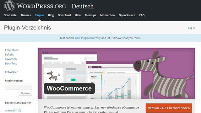 WooCommerce: Das Shop Plugin für WordPress